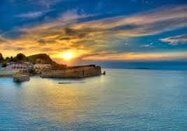 Greek Islands Sunset