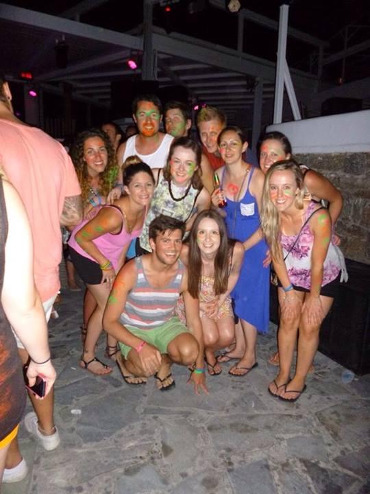 Fluro Party